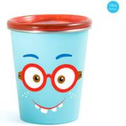 Rabitat Spill Free Stainless Steel Cup - Shyguy