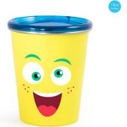 Rabitat Spill Free Stainless Steel Cup - Mad Eye