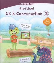 Grafalco Pre-School GK & Conversation B (With CD)
