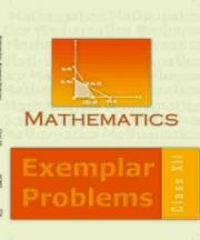 NCERT EXEMPLAR PROBLEMS MATHEMATICS FOR CLASS 12