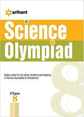 Arihant Olympiad Books Practice Sets -  science Class 8th