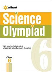 Arihant Olympiad Books Practice Sets -  Science Class 6th