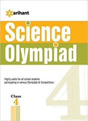 Arihant Science Olympiad For Class 4th
