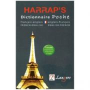 Harrap's Dictionnarie Poche (French) (With Binding)