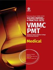 Previous Years''(2002-2015) Solved Papers and 4 Practice Sets VMMC PMT (Safdarjung Hospital) Medical