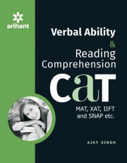 Mastering the Verbal Abilityf or CAT (COMMON ADMISSION TEST)