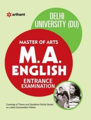 M.A. ENGLISH ENTRANCE TEST FOR DU