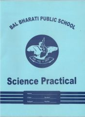 BBPS Science Practical File
