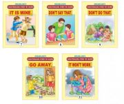 Character Building - Pack -2 (5 Titles)