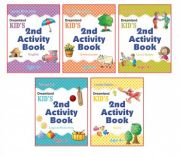 Kid's Activity Age 4+ - Pack (5 Titles)