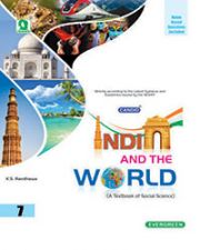 INDIA AND THE WORLD 7