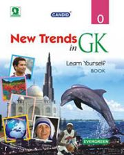 NEW TRENDS IN G.K (WITH WORKSHEETS & FLASH CARDS) KG