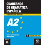 Aula 2 Workbook of Spanish (With CD) by Difusion