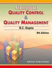 Statistical Quality Control & Quality Management