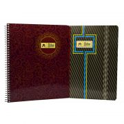 Lotus Spiral Notebook Ruled (80 Pages) No. 6