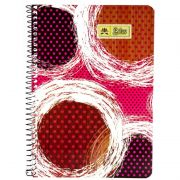 Lotus Spiral Notebook Square No. 6 - A4 (80 Pages)
