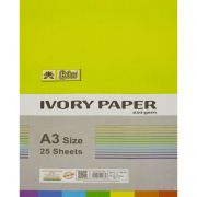 Lotus Ivory Paper (25 Sheets) - A3 Size