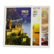 Hans Smart Long Notebook A4 Size (29.7 cm x 21 cm) - Ruled 192 Pages