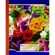 Lotus Classic Notebook Four Lined Hard Bound (15.5 cm x 19.5 cm)