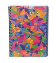 Lotus Spiral Notebook No 5 200 pgs Ruled