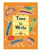 Madhubun Time To Write (Revised) For Class 4