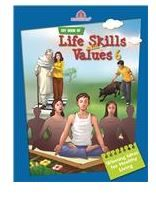 Madhubun My Book Of Life Skills and Values For Class 6