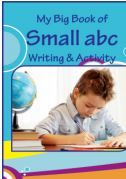 Mindfuel My Big Book of Small abc Writing & Activity