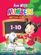 Mindfuel Fun With Numbers Writing & Activity 1-10