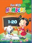 Mindfuel Fun With Numbers Writing & Activity 1-20