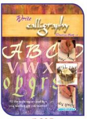 Mindfuel Write Calligraphy Picture Book - 2