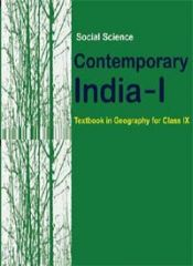 NCERT Contemporary India For Class IX