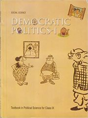 NCERT Democratic Politics For Class IX