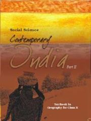 NCERT Contemporary India For Class X