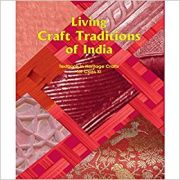 NCERT Living Craft Tradition of India (Textbook in Heritage Crafts) For Class XI