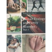 NCERT Human Ecology & Family Science Part I For Class XI