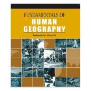 NCERT Fundamentals of Human  Geogrophy For Class XII