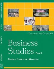 NCERT Business Studies II For Class XII