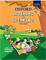 Listening and Speaking Course Book Class 1