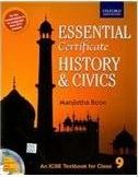 Essential Certificate of History and Civics Class 9