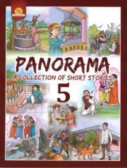 PP Panorama- A Collection of short Stories for class V (With Binding)