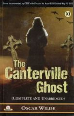 PP The Canterville Ghost for class XI (With Binding)