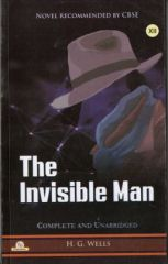 PP The Invisible Man for class XII (With Binding)