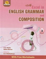 PP New Excel In English Grammer and Composition for class III (with Free Worksheets)