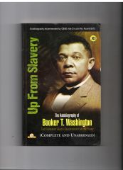PP Up From Slavery by Booker T. Washington for Class XI