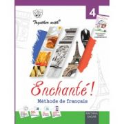 Rachna Sagar Together With Enchante Text Book 4 for Class 8