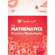 Rachna Sagar New Together with Mathematics Practice Worksheets For Class 6