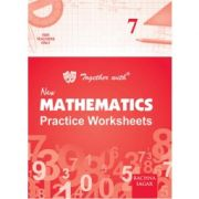 Rachna Sagar New Together with Mathematics Practice Worksheets For Class 7