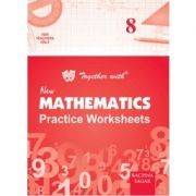 Rachna Sagar New Together with Mathematics Practice Worksheets For Class 8