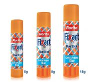 Rorito Fixart Gluestick, 15 Gm, Pack Of 24