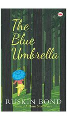 The Blue Umbrella by Ruskin Bond (With Binding)